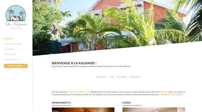 Kazanise - Deux logements touristiques entièrement rénovés à Saint Denis sur l'Île de la Réunion