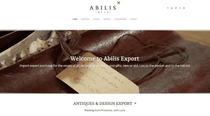 Abilis Export - Antiques & Design Export